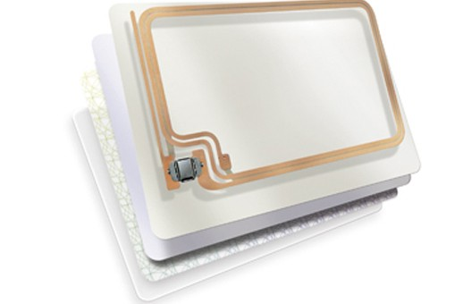 Melzer Ausweis RFID-Inlays
