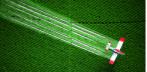 Plane Laser Die Cut