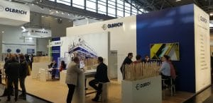 Olbrich at ICE Europe