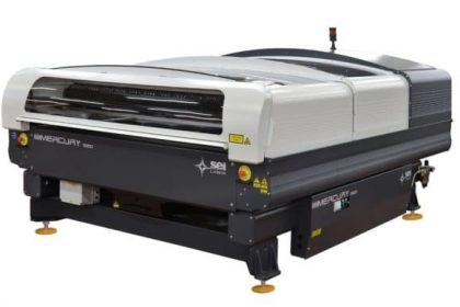 Mercury Wide-Format Laser Cutting and Marking