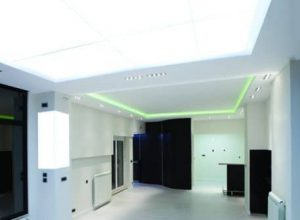 SEI Laser Flexi Blu PMMA Application