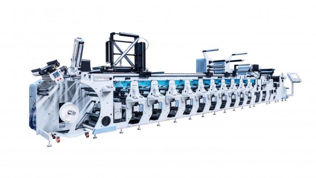 Synchroline Flexo Press