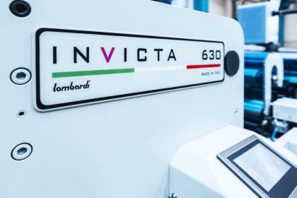 Lombardi Invicta Flexo Web Press
