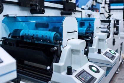 Lombardi Digistar Modular Label Finishing