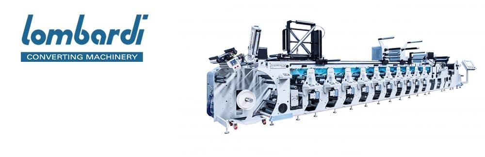 Printing, Converting and Finishing Equipment
