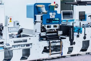 Modular Printing and Finishing Solutions, Bravo   Flat Bed Foil EmbossingandHologram