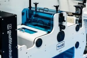 Modular Printing and Finishing Solutions, Volo, Die Cutting
