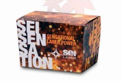 SEI Laser Paperone 7000 Folding Carton