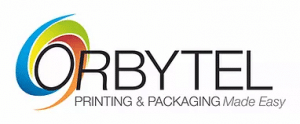 Orbytel Printing & Packaging Logo