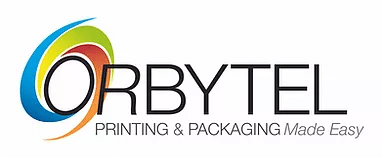 Orbytel Printing & Packaging Logo