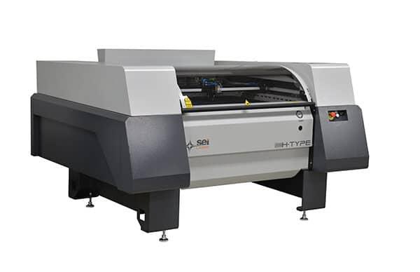 Flatbed PlotterLaser System, SEI Laser H-Type