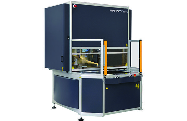Textile Laser Marking and Cutting, SEI Laser Infinity Line