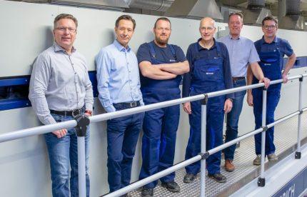 OLBRICH mechanical engineering team