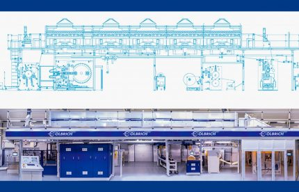 OLBRICH Pioneering Coating Production Lines