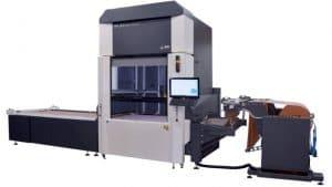 Textile Conveyor, SEI Laser Flexi 1300 Conveyor