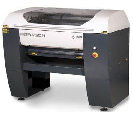 Compact Laser Plotter, Dragon
