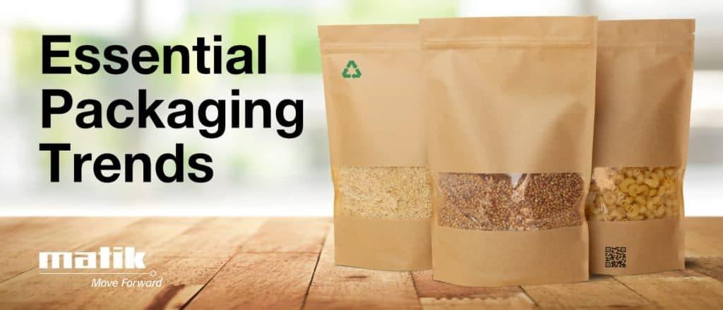 Essential Packaging Trends